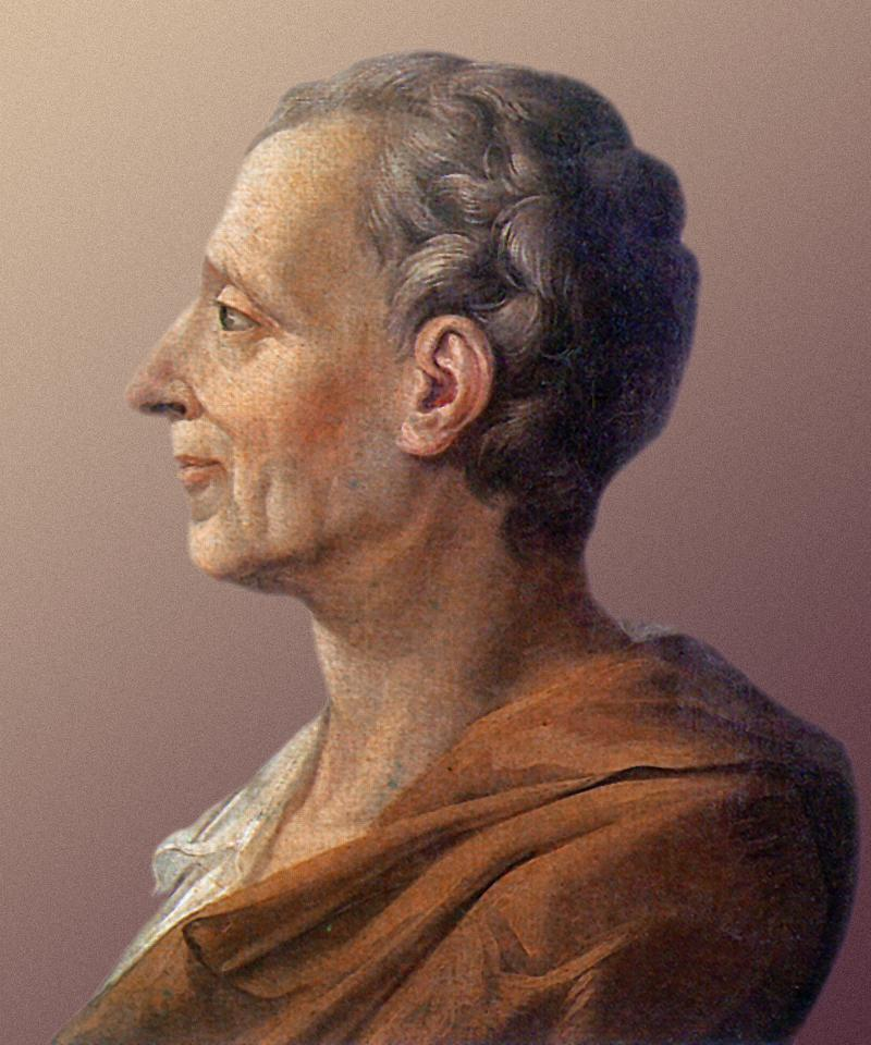 Montesquieu's Philosophy : The Spirit of the laws