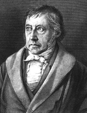 Hegel Le pHilosophe