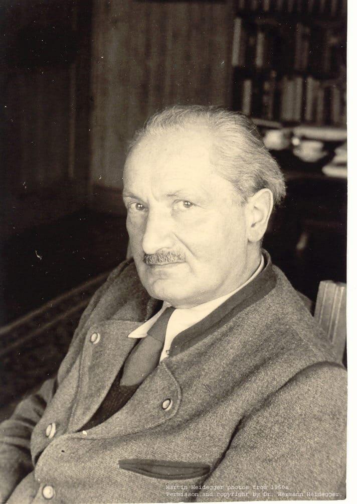 Heidegger's philosophy