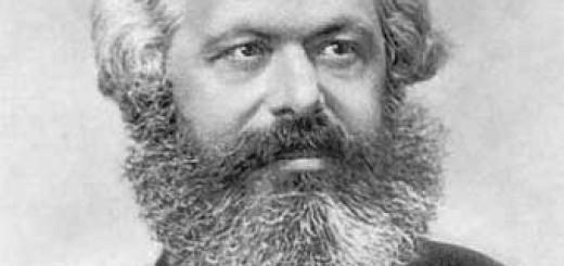 Marx le philosophe