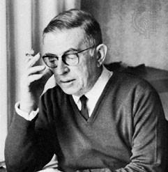 Sartre le philosophe