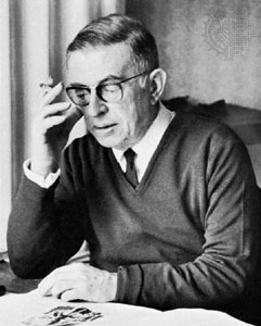 sartre philosopher