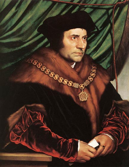 Thomas More Quotes from Utopia
