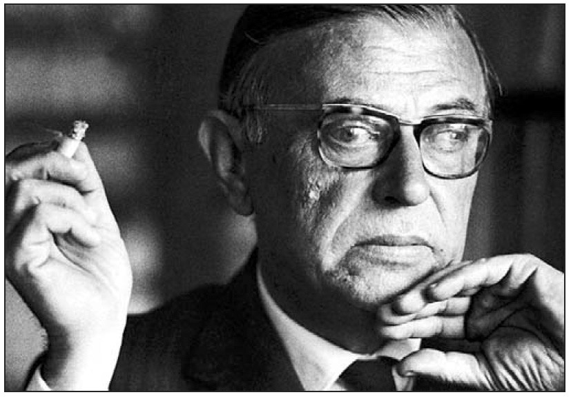 sartre existence