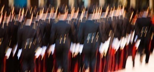 Ecole PolytechniquePolytechnique Shool Présentation au drapeau