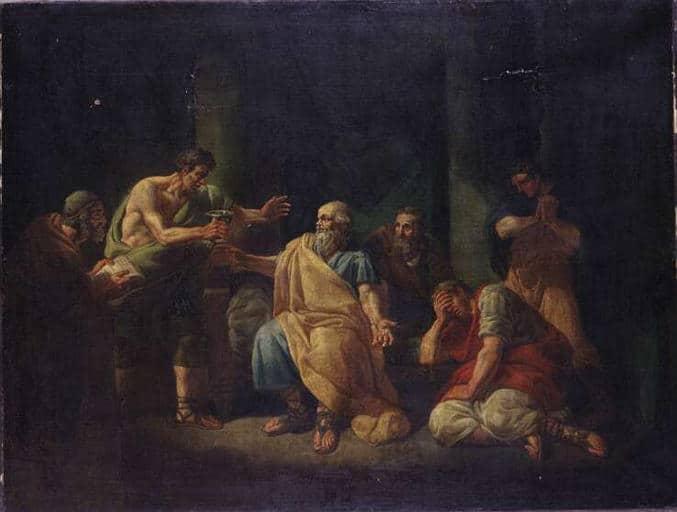 MORT DE SOCRATE