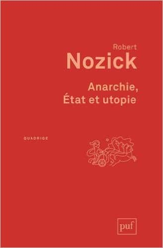 anarchie etat et utopie robert nozick