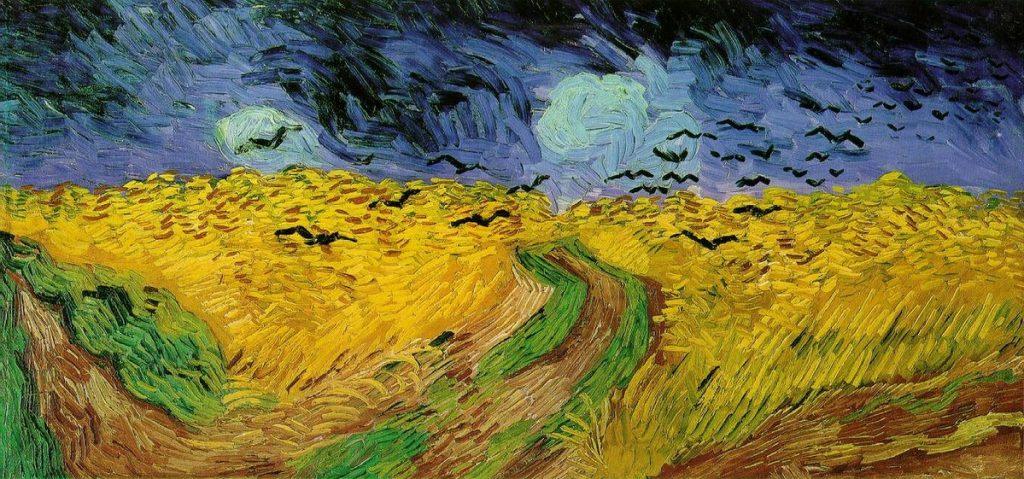 Champs de blé aux corbeaux (Van Gogh)