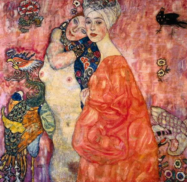 Les amies II Klimt