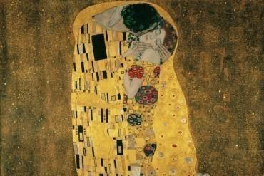 Gustav Klimt - Le Baiser - 1909
