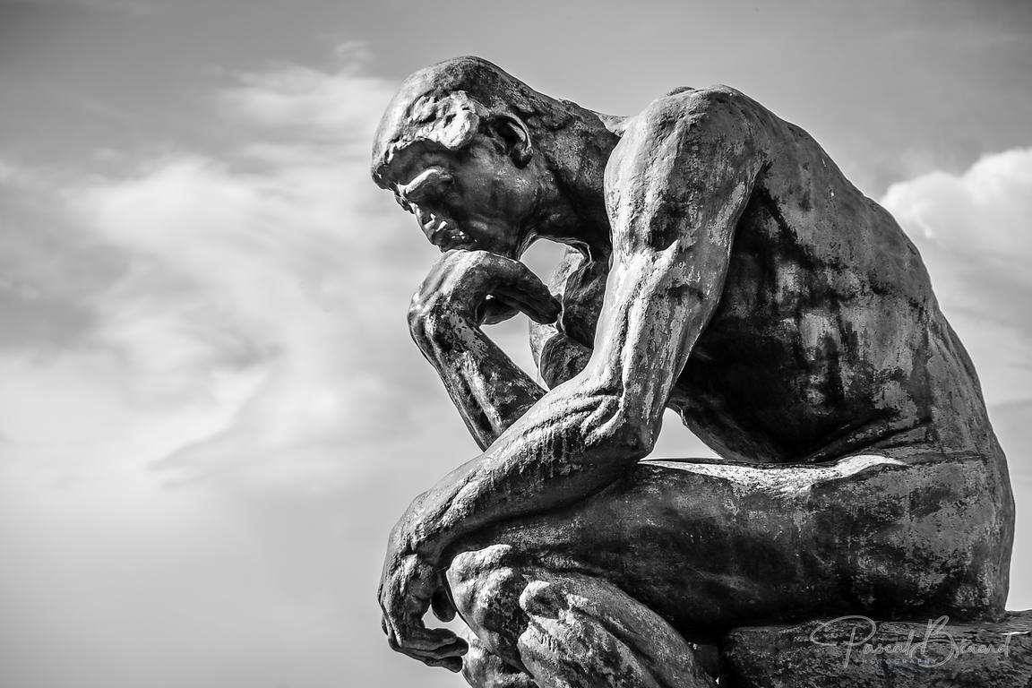 Rodin - Le penseur - 1882