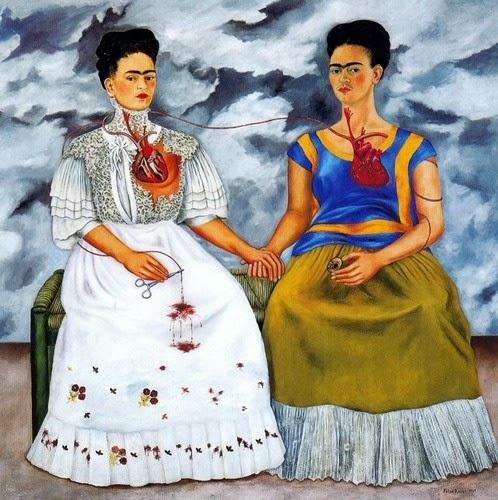 Frida Kahlo - Les deux Fridas - 1939
