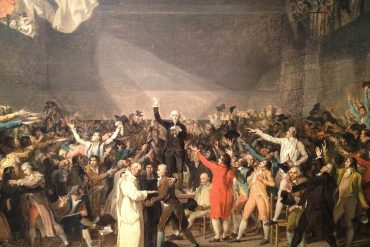 Jacques Louis David, Le Serment du Jeu de Paume