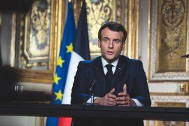 Macron, un président en guerre contre le coronavirus